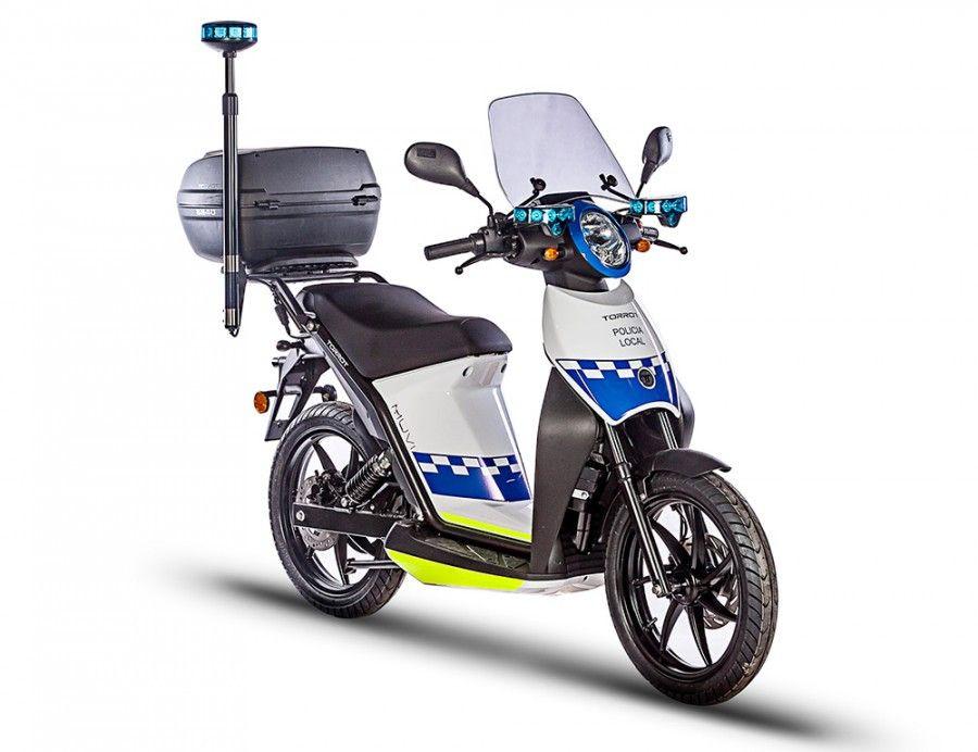 Scooters électrique pour les services publics