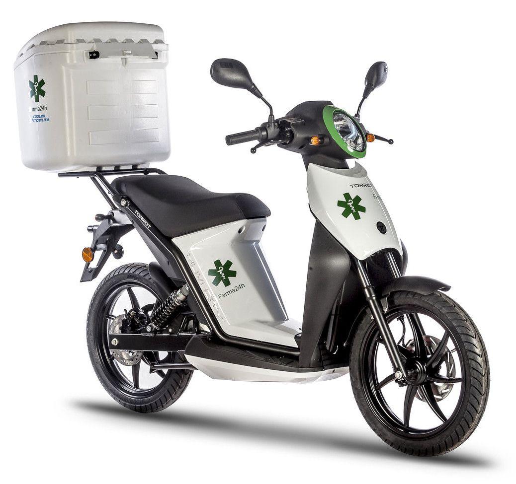 Scooters électrique pour les entreprises